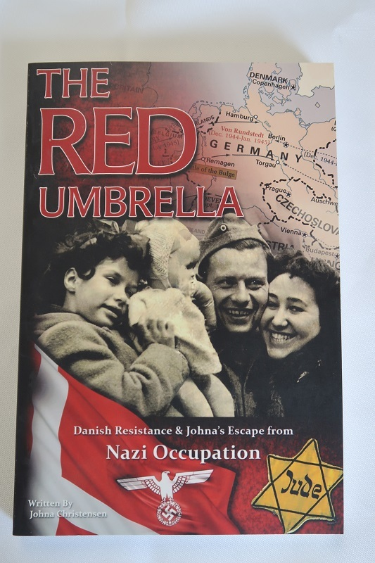 The Red Umbrella: Danish Resistance and Johna's Escape from Nazi Occupation