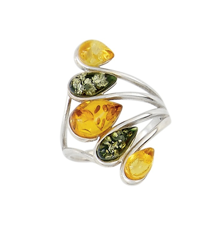 Amber by Vessel Ring, Alaine