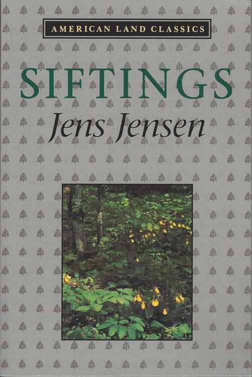 Siftings by Jens Jensen