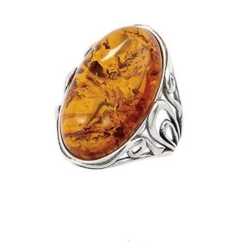 Amber by Vessel Ring, Birgit