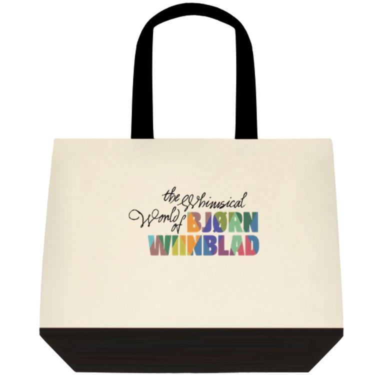 Bjørn Wiinblad Exhibit Tote Bag