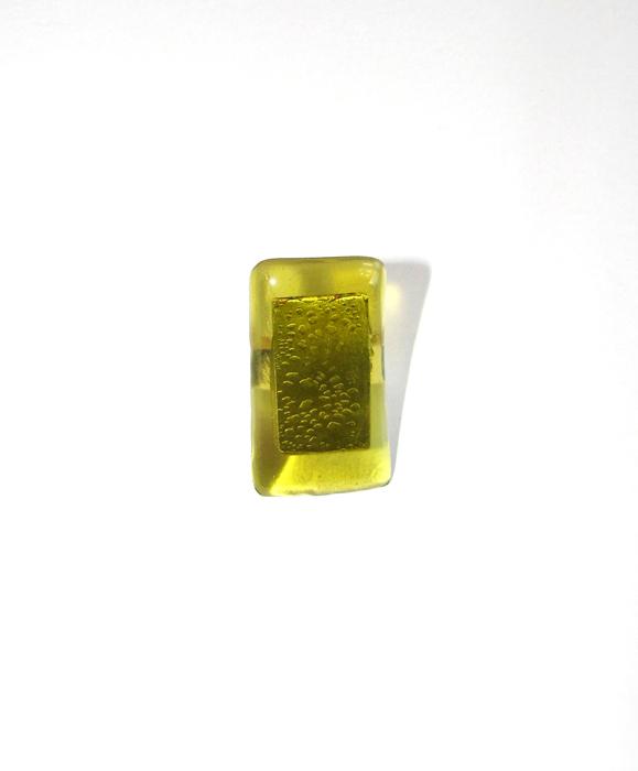 Smart Glass Ring, Sage
