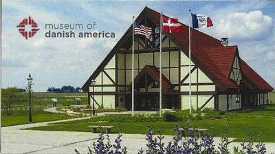 Museum of Danish America Magnet