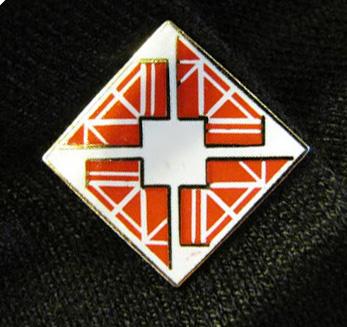 Museum of Danish America Lapel Pin