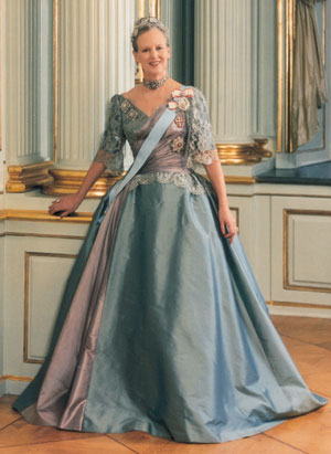 Her Majesty Queen Margrethe II